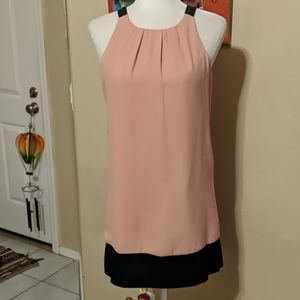 Forever 21 womens size S lined shift dress